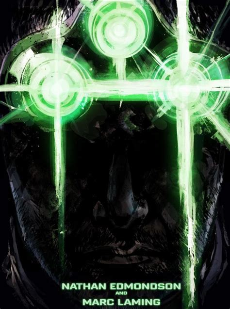 Tom Clancys Splinter Cell Echoes Vol 1 Graph Beli Sekarang tom clancy s splinter cell echoes comic will lead from