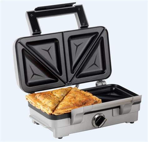 Breville Toaster Oven Uk Difference Between Grill And Toast Sandwich Maker