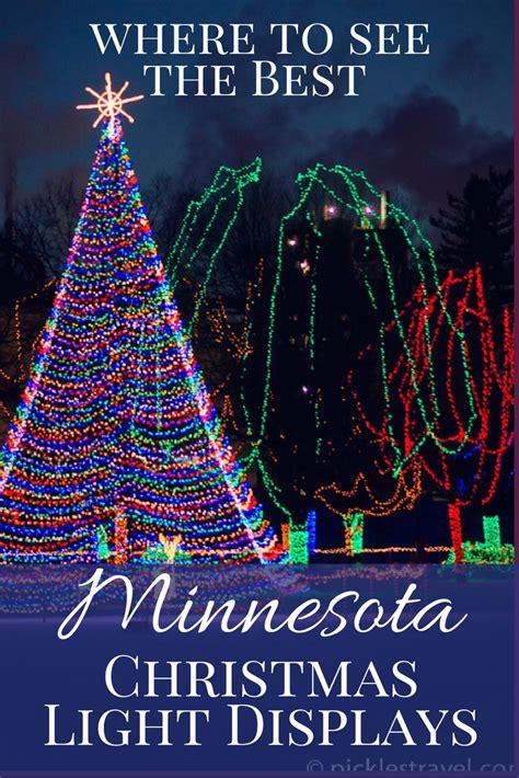 lights in minnesota best light displays in minnesota pickles