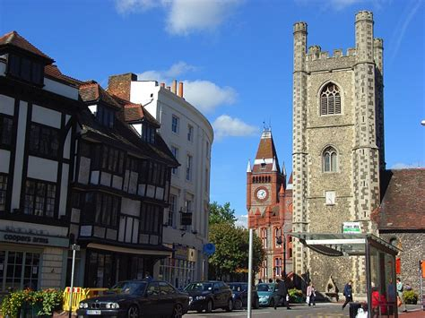 Reading And The Citys by File St Laurence S Church Reading 1 Jpg Wikimedia Commons