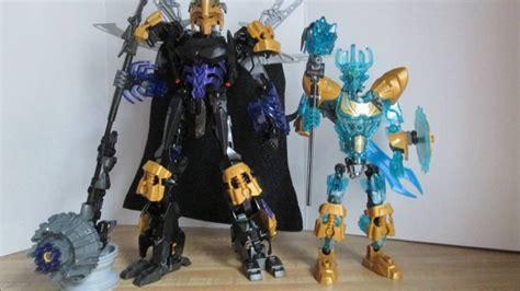 Makuta Maxy 2 goodbye bionicle plus makuta 2 moc updated