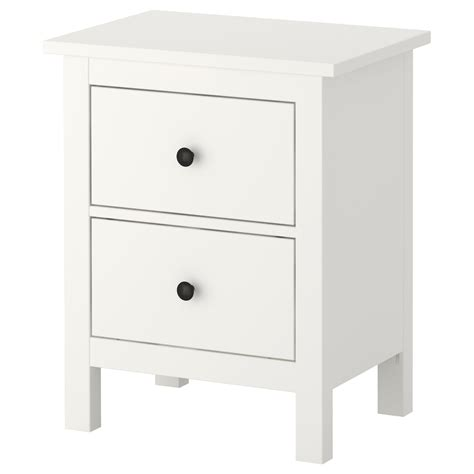Hemnes Chest Of Drawers by Hemnes Chest Of 2 Drawers White 54x66 Cm
