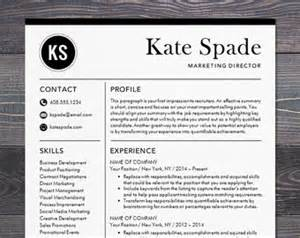 resume templates amp professional marketing by