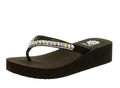 yellowbox sandals yellow box s brussels fashion sandals flip flops ebay