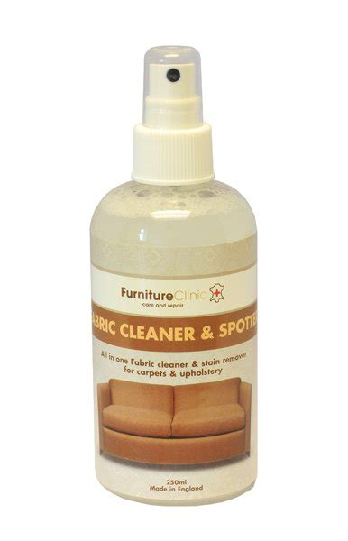 Upholstery Cleaner Uk by Fabric Cleaner Spotter 300ml Simply Spray