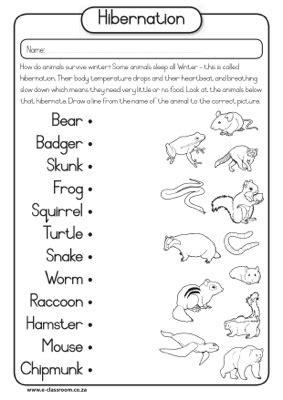 pattern matching in hibernate 11 best images of worksheets preschool science winter