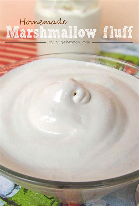 homemade marshmallow creme recipe dishmaps