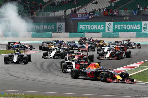 F1 Calendar 2018 Confirmed F1 Confirms No Malaysian Grand Prix In 2018 2018 F1