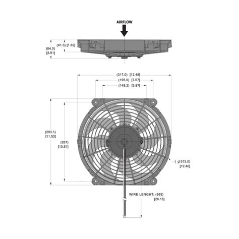 how to reverse a radiator fan electric radiator fan 11 inch diameter rad fan