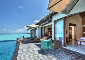 Beach House Bedrooms maldives accommodation water pool villa the residence