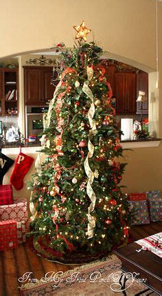 what to use instead of a christmas tree traditional tree on gold tree beautiful trees and