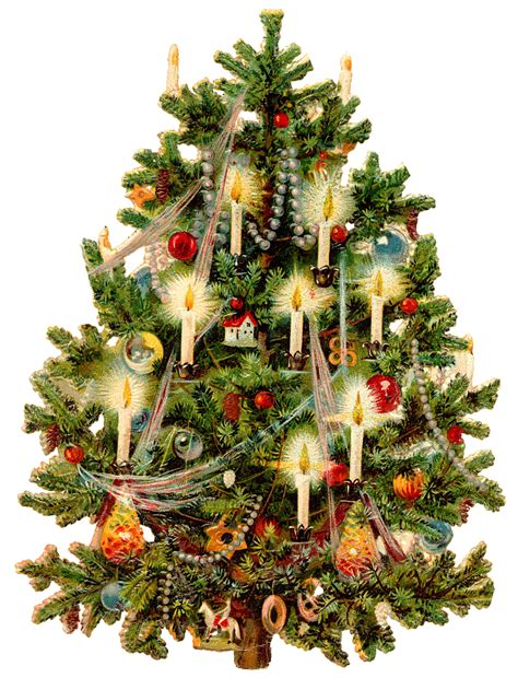 victorian christmas tree wings of whimsy