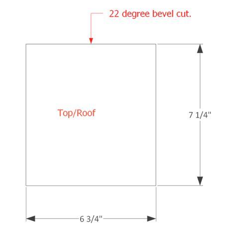 simple bird house plans   construct
