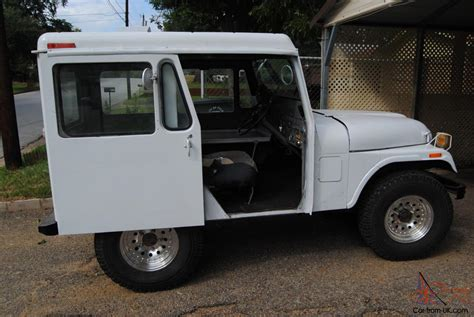 postal jeep 1976 am general corp right hand drive dj5 postal jeep