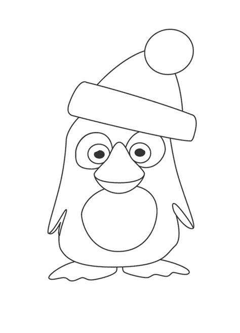 get this cartoon penguin coloring pages 74592