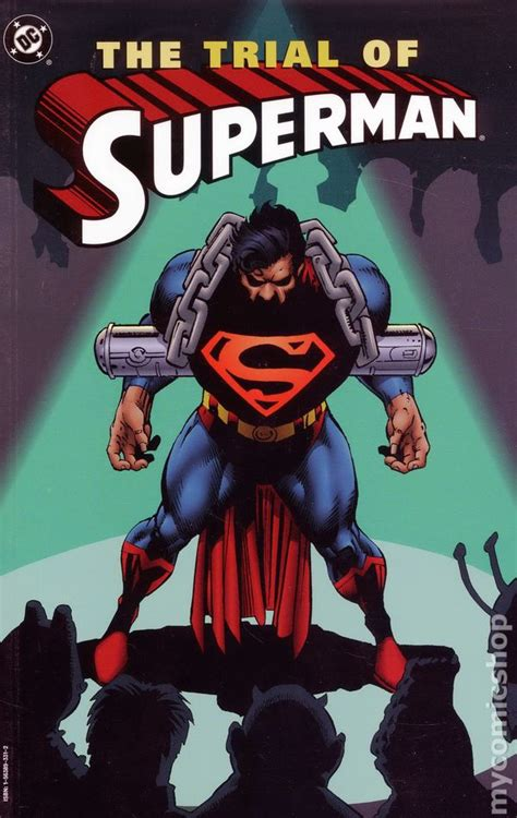 the trial of my books superman the trial of superman tpb 1997 dc comic books