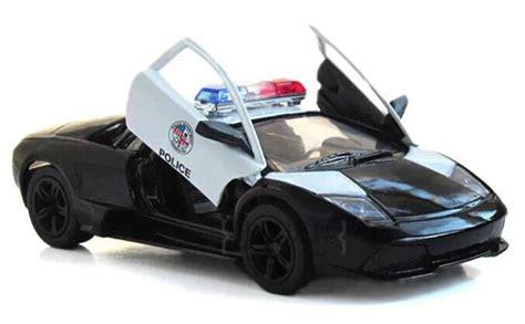 Kid Lamborghini 1 36 Black White Diecast Lamborghini