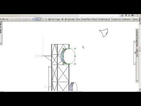 visio radio ms visio automated drawing of microwave towers