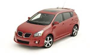 Pontiac Vibe Gt 2009 Car And Driver