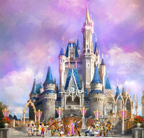 when is the new 2016 castle series start disney announces new castle show at magic kingdom this