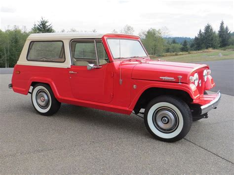 1970 jeep commando 1970 jeep jeepster commando 4x4181425