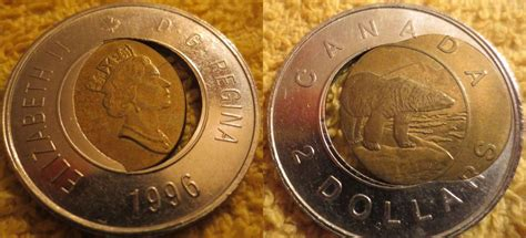 How Much Is 200 Quarters Coins And Canada 2 Dollars 1996 Canadian Coins Price