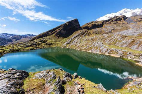 mountains  bolivia stock photo image  scenery