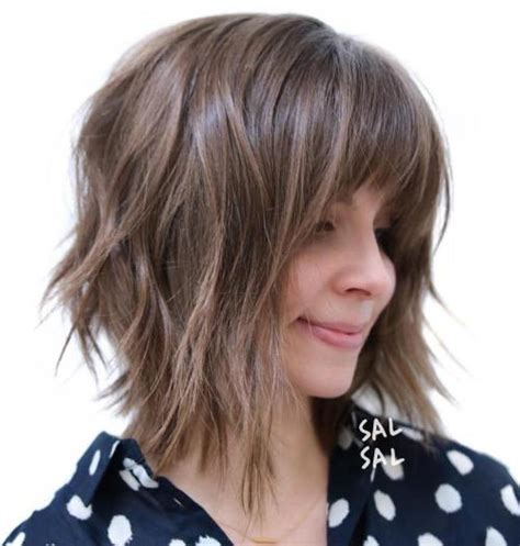 inverted shag 50 trendy inverted bob haircuts
