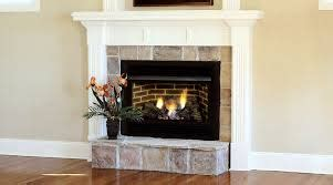 Vented Vs Ventless Fireplace by Vented Vs Ventless Fireplaces C H Custom Built Quality Homes