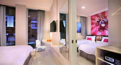 Connecting Hotel Rooms by Favehotel Gatot Subroto Jakarta Select Service Hotel In