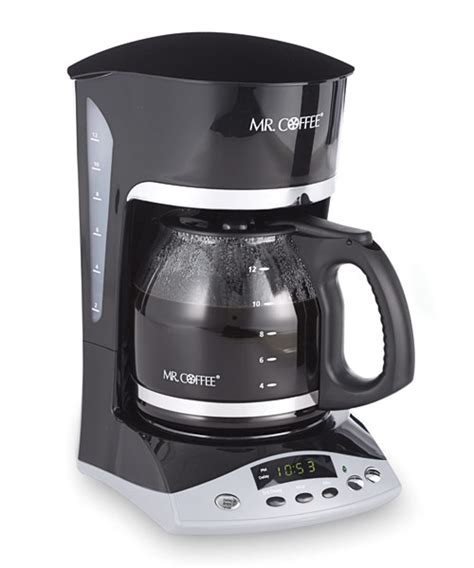 Coffee Maker Machine mr coffee skx23 12 cup coffeemaker review