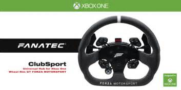 Steering Wheel For Xbox One Need For Speed Fanatec Forza Motorsport Racing Wheel Unveiled