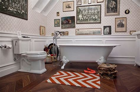 20 amazing bathroom rug ideas