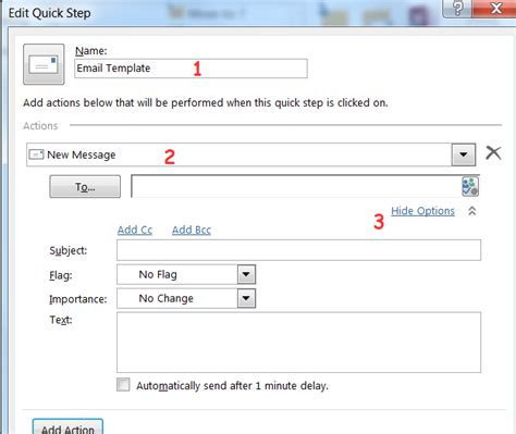 how to create an email from a template in outlook 2013 solve your tech