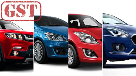 maruti suzuki all cars with price maruti suzuki cars prices after gst gaadiwaadi