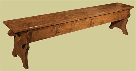 medieval bench oak medieval style bench handmade bespoke authentic