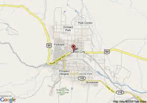 map of 8 motel canon city canon city