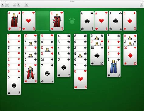 best freecell free cell card for mac