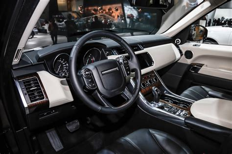land rover hse interior 2016 land rover range rover sport hse td6 interior photo 7