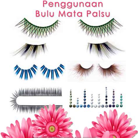 Bulu Mata Palsu Catya rahsia kecantikan wanita penggunaan alat bulu mata palsu