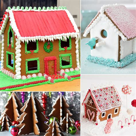 Gingerbread House Ideas by Gingerbread House Ideas Popsugar Food