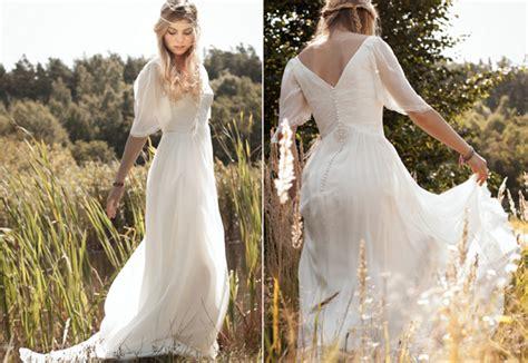 Leichtes Brautkleid by Die Neue Kollektion 2014 Felicita Design