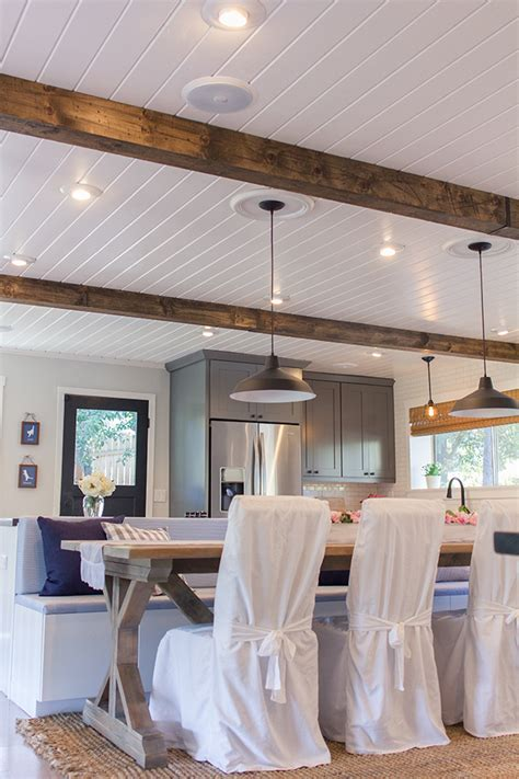funky ceiling designs planked walls style and plank ceiling kitchen plank ceiling inspiration