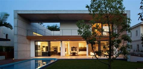 aia recognizes the six for excellence in housing design house 6 par pitsou kedem architects ramat hasharon