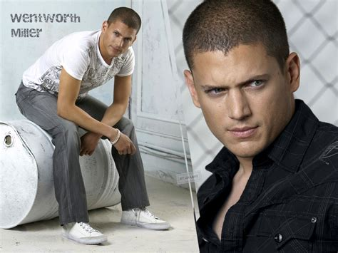Miller And Married Bf Still On by Wentworth Miller Wallpapers Photos Images Wentworth