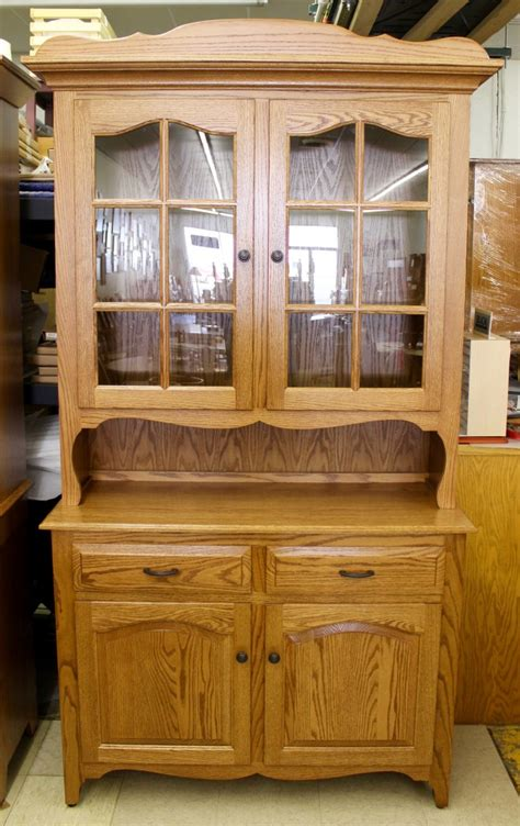 Country Hutch 2 Door Country Hutch 50 Wide Amish Traditions Wv