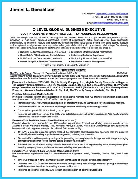 Resume Sles For Business Development Manager Best Words For The Best Business Development Resume And Best