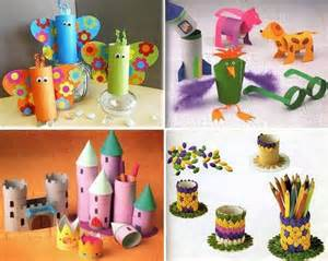 Diy Toilet Paper Roll Crafts - recycled toilet paper rolls kid crafts recycled things