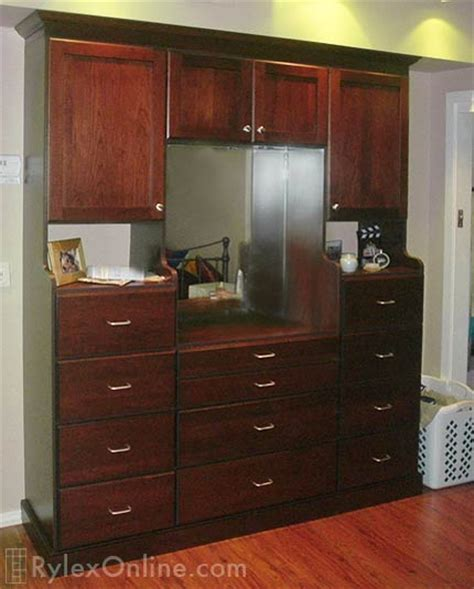 bedroom bureau bedroom bureau dresser rockland county ny rylex custom cabinetry closets