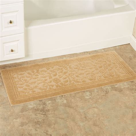 Bathroom Runner Rug Bathroom Runner Rug Bathroom Rugs Roselawnlutheran 54 Quot Microfiber Plush Bathroom Bath